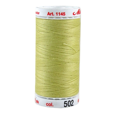Mettler Metrosene Plus in Soft Yellow in 547 Yard Spl