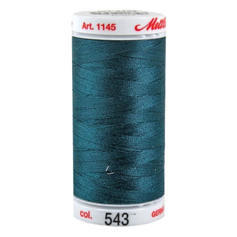 Mettler Metrosene Plus in Turquoise in 547 Yard Spl
