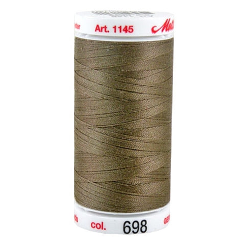 Mettler Metrosene Plus in Dark Taupe in 547 Yard Spl