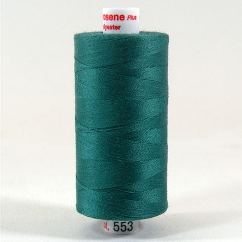 Mettler Metrosene Plus in Dark Turquoise on 1094 Yard