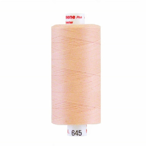 Mettler Metrosene Plus in Light Peach on 1094 Yard Spl