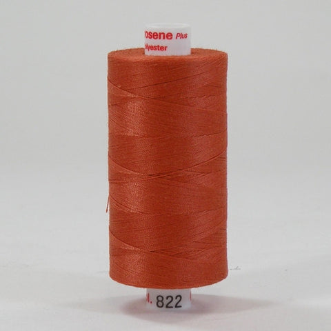 Mettler Metrosene Plus in Flame Orange on 1094 Yard Sp