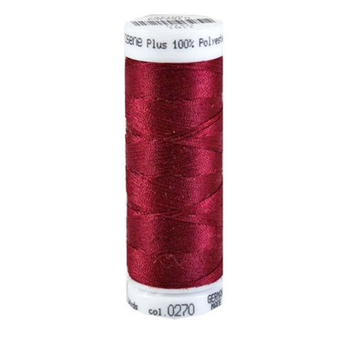 Mettler Metrosene Plus in Maroon on 164 Yard Spl
