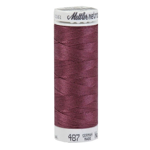 Mettler Metrosene Plus in Plum on 164 Yard Spl