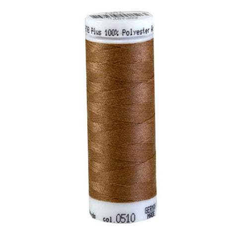 Mettler Metrosene Plus in Brown on 164 Yard Spl