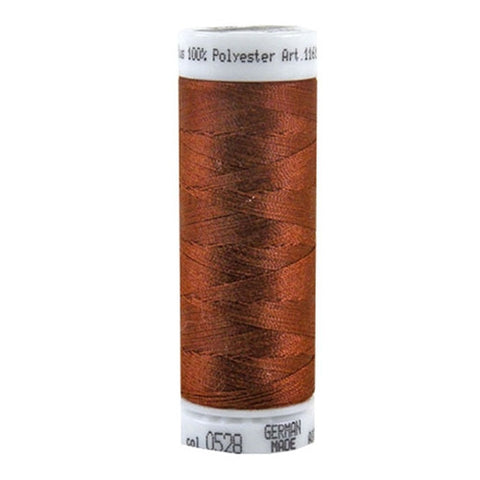Mettler Metrosene Plus in Dark Copper on 164 Yard Spl