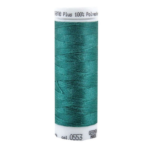 Mettler Metrosene Plus in Dark Turquoise on 164 Yard S