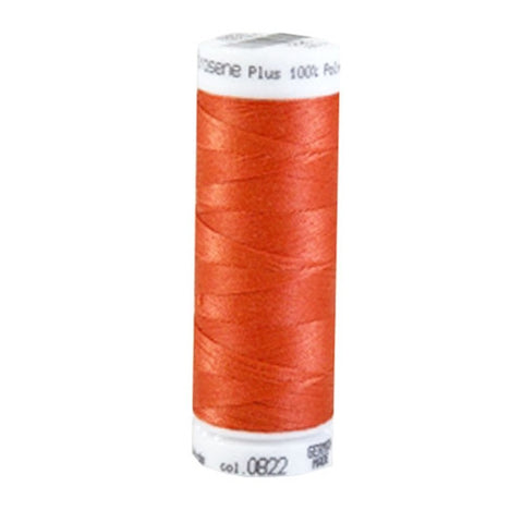 Mettler Metrosene Plus in Flame Orange on 164 Yard Spl