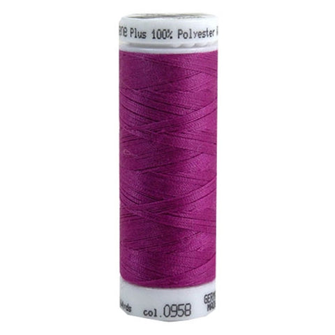 Mettler Metrosene Plus in Bright Magenta on 164 Yard S