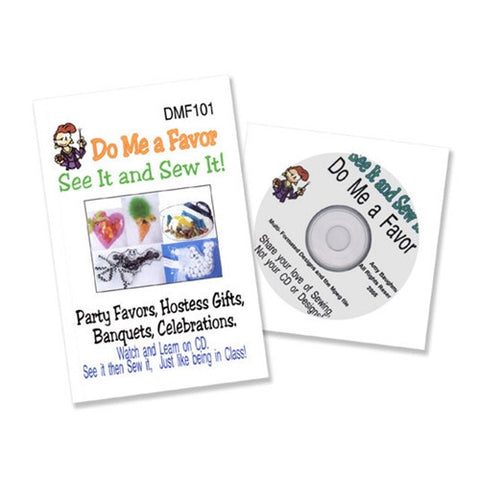 Do Me a Favor Design CD by Amy Baughman