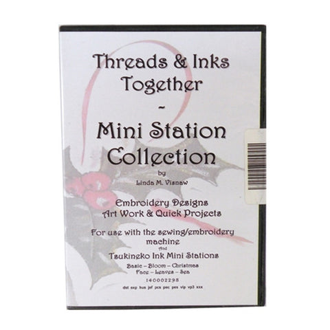 Mini Station Collection CD-Threads