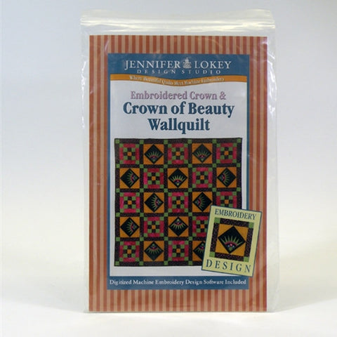6 Little Redwork Friends Quilt CD by Jennifer Lokey