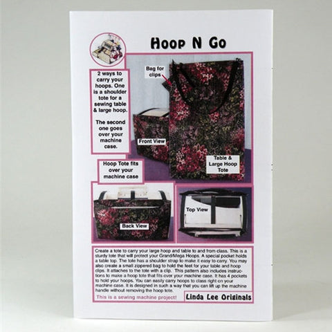 Hoop N Go by Linda Lee Originals