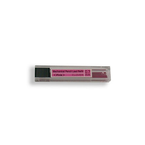 Pink 0.7mm Ultra Fine Pencil Lead Refill by Clover