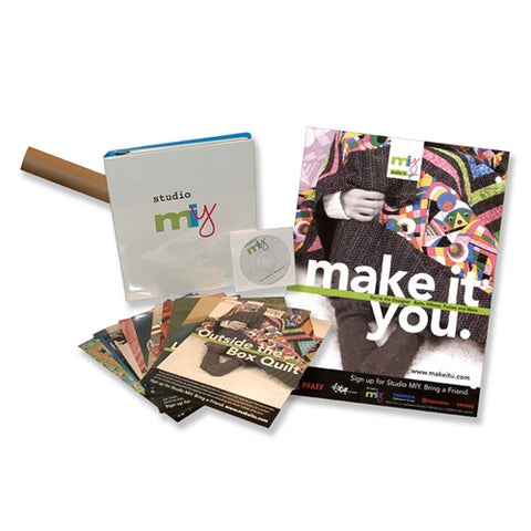 Make it You Starter Kit with Marketing Materials