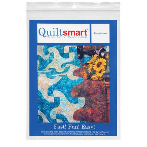 Tessallation Classic Kit By Quiltsmart