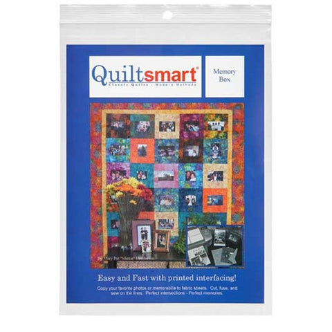 Memory Box Kit By Quiltsmart