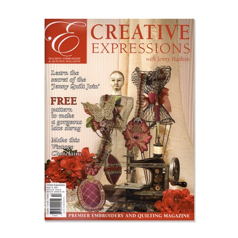 Creative Expressions with Jenny Haskins Magazine #14