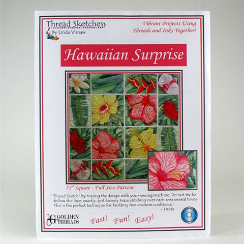 Hawaiian Surprise by Golden Threads