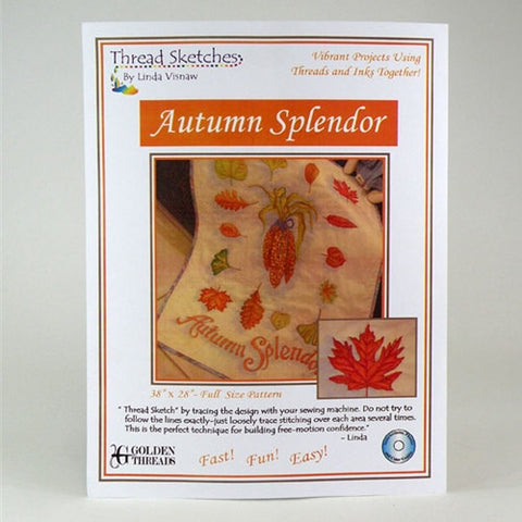 Autumn Splendor by Golden Threads