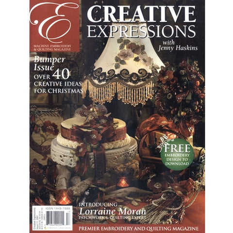 Creative Expressions with Jenny Haskins Magazine #17