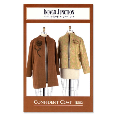 Confident Coat by Indygo Junction