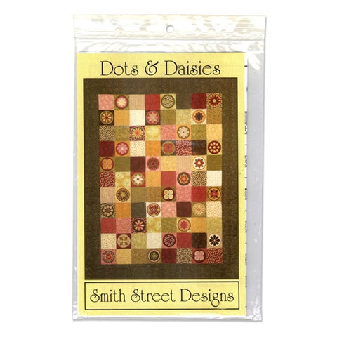 Dots & Daisies CD by Smith Street Designs