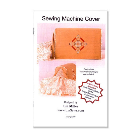 Sewing Machine & Embroidery Cover by Lin Miller