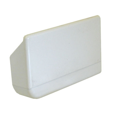 Shuttle Race Cover Door White 450, HUSKY 145 & 165