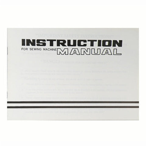 Instruction Book White 1410