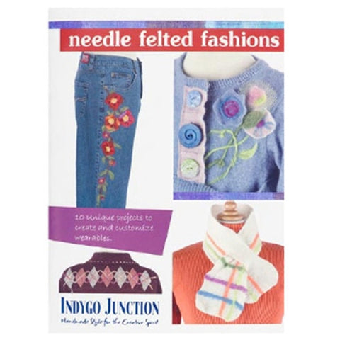 Needle Felted Fashions by Indygo Junction