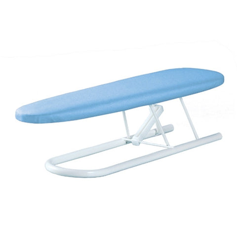 Jeanette Iron Sleeve Board with Blue Cover