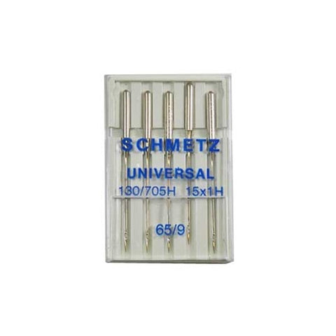65/9 Schmetz Universal Needle in a 5 Pack