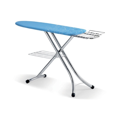 Prestige Ironing Board with Blue Cover