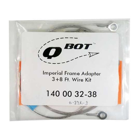 Imperial Frame wire kit for the QBOT w/3' and 8' wires
