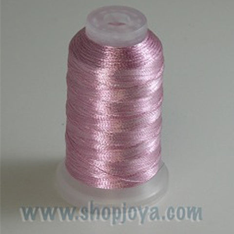 YLI Fine Metallic in Lavender, 500yd Spool