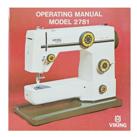 Instruction Book for Viking Turissa 2781