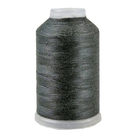 YLI Polyfil in Gray, 1000yd Spool