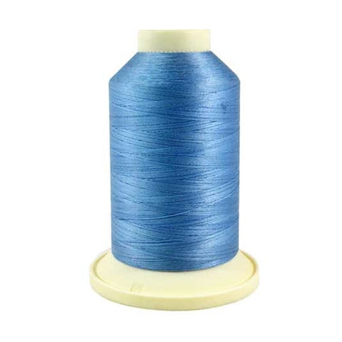 Robison-Anton 50wt Cotton in Baby Blue, 3000yd Spool