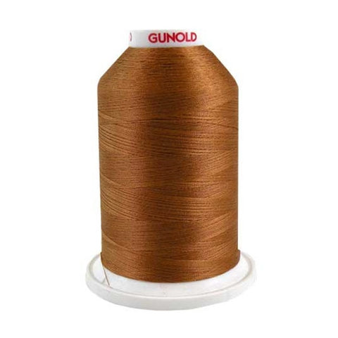 Sulky 30wt Cotton in Medium Tawny Tan, 3200yd Cone
