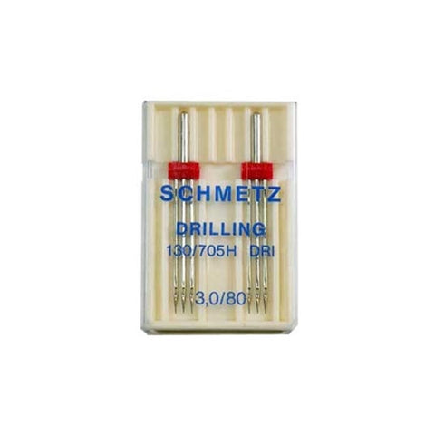 80/3.0 Schmetz Triple Needle, 2 pack