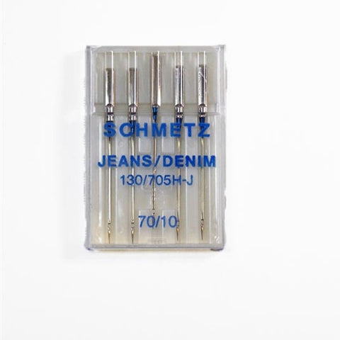 70/10 Schmetz Jeans Denim Needle in a 5 Pack
