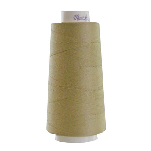 Maxilock Serger Thread in Khaki, 3000yd Spool