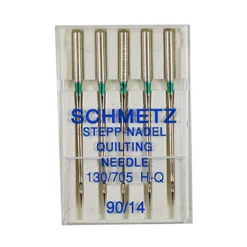 90/14 Schmetz Quilting Needle 5 pack