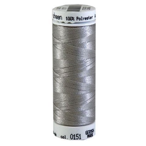 Mettler Polysheen in Cloud, 220yd Spool