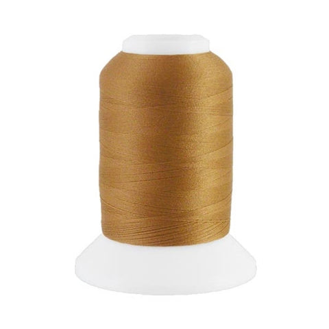 YLI Woolly Nylon in Coppertone, 1000m Spool