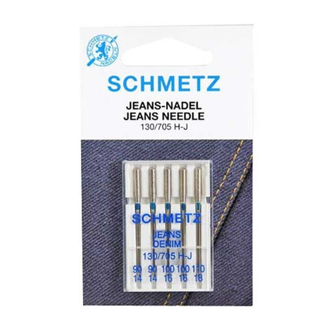 90-110 Schmetz Assorted Jeans Denim Needle
