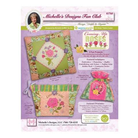 Coming Up Roses CD by Michelle's Designs