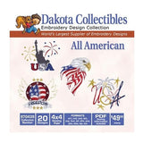 Dakota Collectibles All American Design