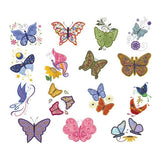 Dakota Collectibles Applique Butterflies Design CD